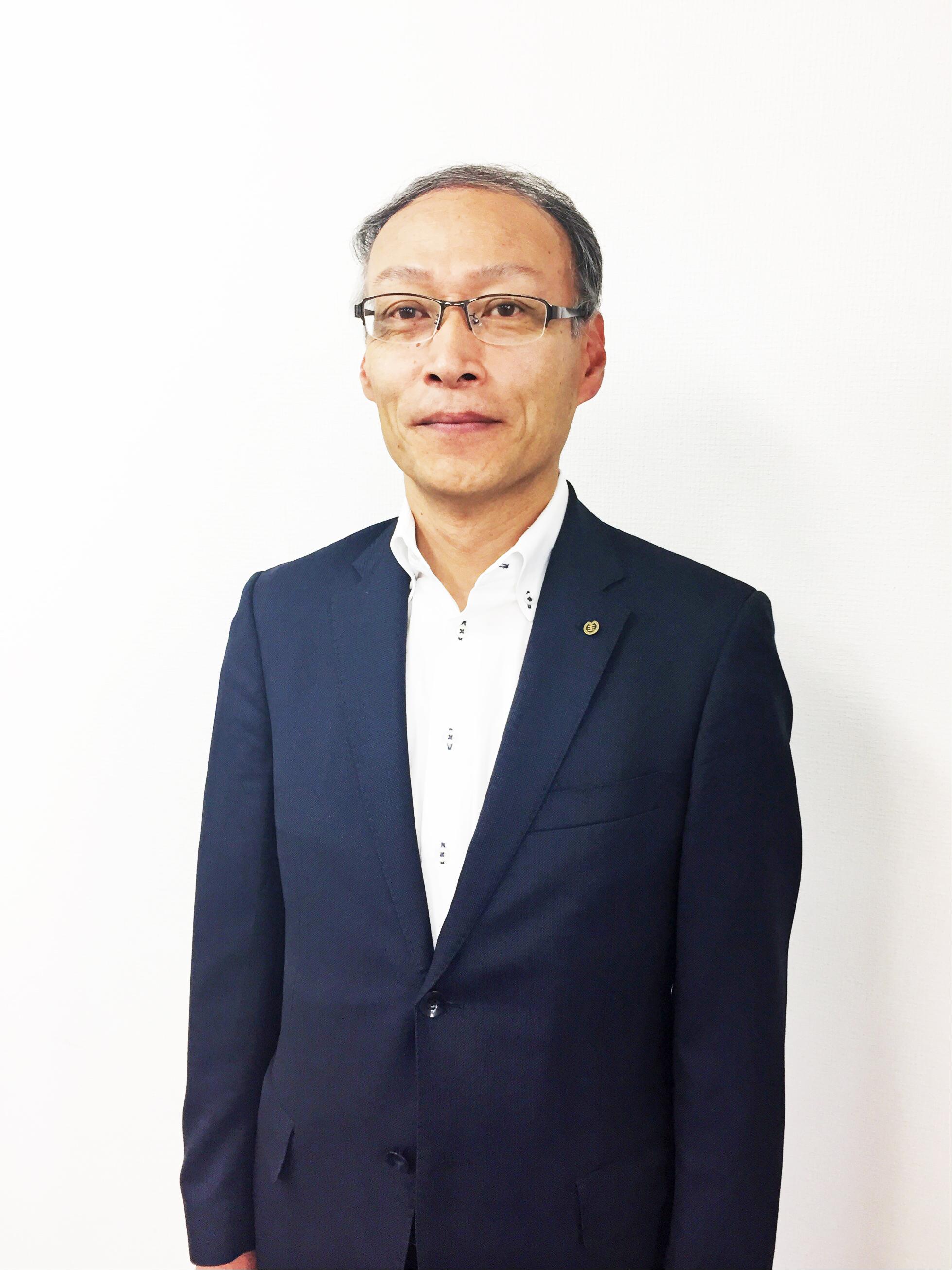 写真:代表取締役 安田敦司